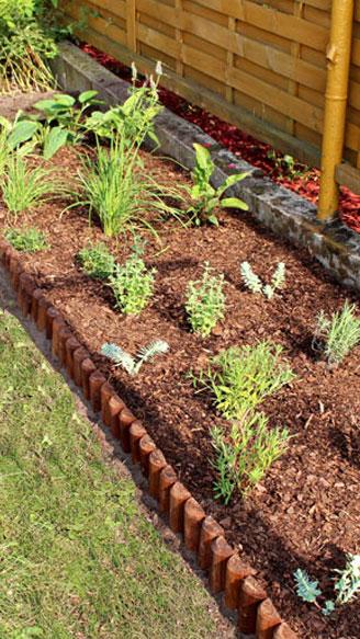 Efekt sadzenia z Garden box